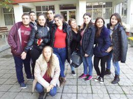 """Благотворителност в действие на Общежитие """"Младост"""" Силистра  2"""